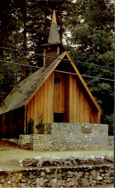 Mount Hermon Memorial Chapel Santa Cruz Ca
