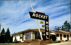 Rocket Motel, Hiways 16 & 385