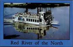 Red River Of The North Dakota Queen