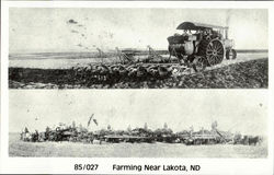 Farming Near Lakota