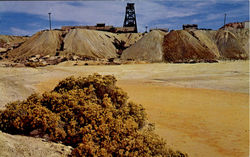 The Mines Of Goldfield