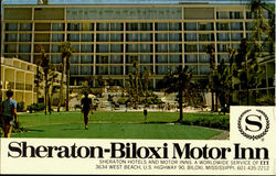 Sheraton -Biloxi Motor Inn, 3634 West Beach U. S. Highway 90