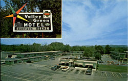 The Valley Green Motel, 379 West St., Rt. 12