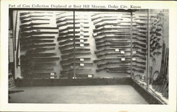 Part Of Gun Collection Displayed At Boot Hill Museum
