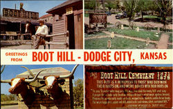 Greetings From Boot Hill
