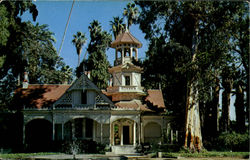 Los Angeles State & County Arboretum, 301 N. Baldwin Avenue