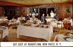 Get Lost At Reggie's Inn