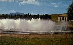 Aerating The Water At Ashokan Reservoir