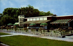 Morton's Restaurant Postcard