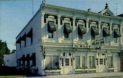 The Milan Inn, Ohio Rt. 113 Postcard