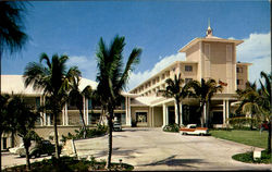Nassau Beach Lodge Postcard