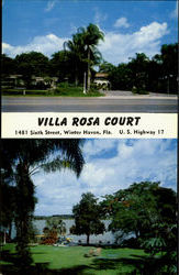 Villa Rosa Court, U. S. Highway 17, 1481 Sixth Street