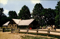 Saddle Barn, Brown County State Park