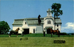 Morgan Horse Farm, University of Vermont