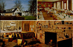 Chardon Lake Inn And Gilded Lock Tavern, Rt. 44