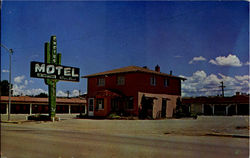 The Cactus Motel