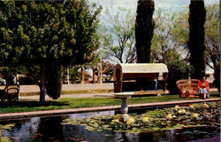 Sliger's Buckhorn Baths, U. S. Highways 60 - 70 - 80 - 89