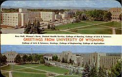 Greetings From University Of Wyoming