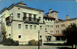 Home Economics Building, University Of Texas