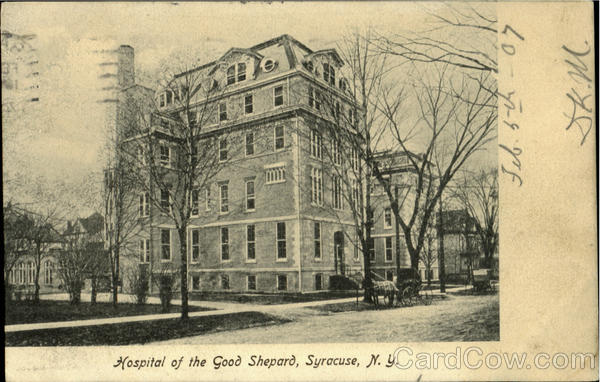Hospital Of The Good Shepard Syracuse New York