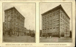 Merchants Bank And Trust Co