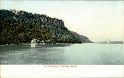 The Palisades Hudson River