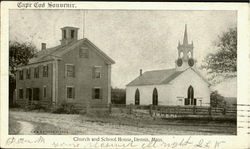 Church And School House