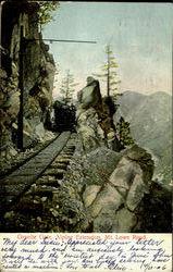 Granite Gate Albine Extension Mt. Lowe Road