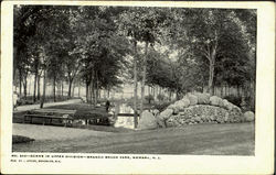 Scene In Upper Division, Branch Brook Park