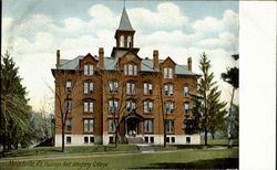 Hulings Hall, Allegany College