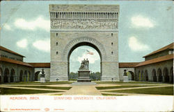 Memorial Arch, Stanford University