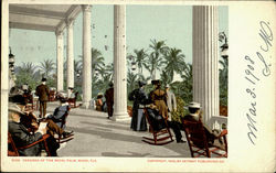 Veranda Of The Royal Palm
