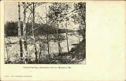 Indian Spring, Kennebec River