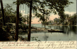 Eel Bay In The Thousand Island