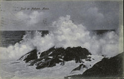 Surf At Nahant