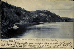 Water Gap And Kittatinny Hotels