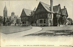 The Inn And Rogers School