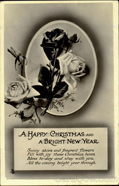 A Happy Christmas And A Bright New Year