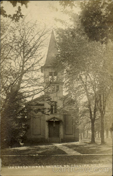 Congregational Church Colline New York