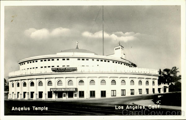 Anqelus Temple Los Angeles California