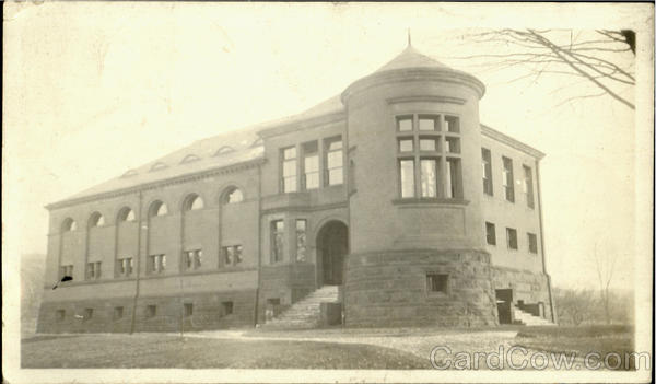Smith Memorial Gymnasium Wilbraham Acadamy