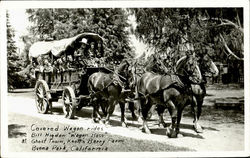 Covered Wagon Rides, Buena Park