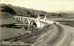 The Rogue River Bridge