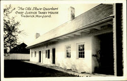 The Old Slave Quarters