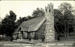 Tahquamenon Methodist Chapel