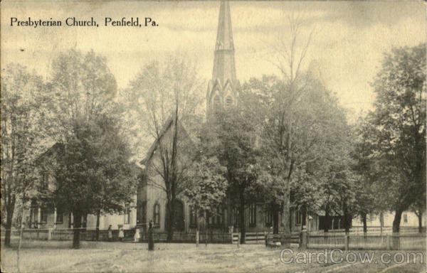 Presbyterian Church Penfield Pennsylvania