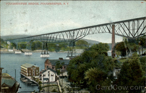 Poughkeepsie Bridge New York