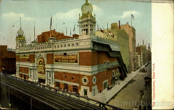 The Hippodrome New York City