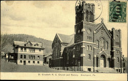 St. Elizabeth R. C. Church And Rectory