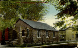 Christ Episcopal Church, E. Mohoning Street